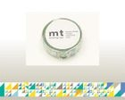 mt Masking Tape : mt 1P Triangle Blue