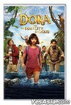 Dora and the Lost City of Gold (2019) (DVD) (Hong Kong Version)