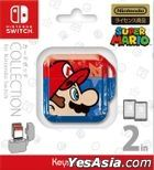 Card Pod COLLECTION for Nintendo Switch (Super Mario) Type-A (Japan Version)
