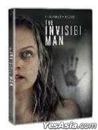 The Invisible Man (2020) (DVD) (Hong Kong Version)