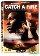 Catch a Fire (DVD) (Korea Version)