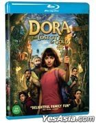Dora and the Lost City of Gold (Blu-ray) (Korea Version)