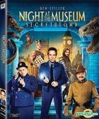 Night at the Museum: Secret of the Tomb (2014) (Blu-ray) (Hong Kong Version)