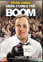 Here Comes The Boom (2012) (Blu-ray) (Hong Kong Version)