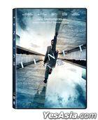 Tenet (2020) (DVD) (Hong Kong Version)