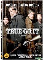 True Grit (DVD) (Korea Version)