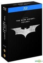 The Dark Knight Trilogy (Blu-ray) (5-Disc) (Normal Edition) (Korea Version)