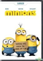 Minions (2015) (DVD) (US Version)