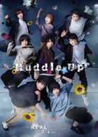 REAL⇔FAKE 2nd Stage Music Album Huddle Up (First Press Limited Edition) (Japan Version)