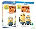 Despicable Me 2 (Blu-ray) (Korea Version)