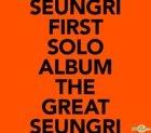 SEUNGRI FIRST SOLO ALBUM - THE GREAT SEUNGRI (ORANGE Version) (2CD)