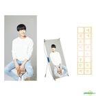 Shi Hyun HOW ARE YOU Mini Banner + Sticker