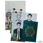2014 JYJ Concert In Seoul - The Return of the King Goods - Clear File Set