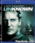 Unknown  (2011) (Blu-ray) (Hong Kong Version)