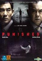 Punished (2011) (DVD) (Thailand Version)