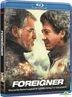 The Foreigner (2017) (Blu-ray) (Hong Kong Version)