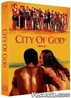City Of God (Blu-ray) (Full Slip Edition) (Korea Version)