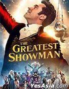 The Greatest Showman (2017) (DVD) (Thailand Version)