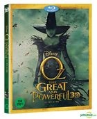 Oz: The Great and Powerful (2013) (Blu-ray) ( 3D ) (Korea Version)