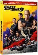 Fast & Furious 9 (2021) (DVD) (Director's Cut) (Hong Kong Version)