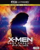X-Men: Dark Phoenix (4K Ultra HD + 2D Blu-ray) (Japan Version)
