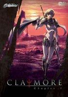 Claymore (DVD) (Vol.1) (Normal Edition) (Japan Version)