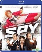 Spy (2015) (Blu-ray) (Hong Kong Version)