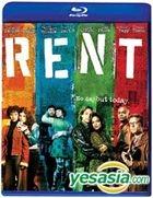Rent (Korean Version) (Blu-Ray)