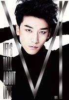 LET'S TALK ABOUT LOVE (ALBUM+DVD+BOOKLET)(First Press Limited Edition) (Japan Version)