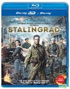 Stalingrad (2013) (Blu-ray) (2-Disc) (3D + 2D) (Korea Version)