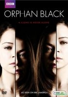 Orphan Black (DVD) (Season 1) (BBC TV Drama) (US Version)