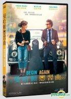 Begin Again (2013) (DVD) (Taiwan Version)