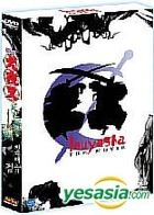 Inuyasha The Movie 3 : Swords Of An Honorable Ruler (Korean Version)