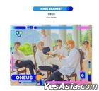 ONEUS - KCON:TACT Season 2 Official MD (Knee Blanket)