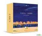 EXO: Chen Mini Album Vol. 2 - Dear my dear (Kihno Album)
