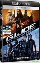 G.I. Joe: The Rise of Cobra (2009) (4K Ultra HD Blu-ray) (Hong Kong Version)