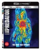 The Predator (4K Ultra HD + Blu-ray) (2-Disc) (Limited Edition) (Korea Version)