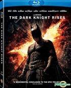 The Dark Knight Rises (2012) (Blu-ray) (2-Disc Special Edition) (Hong Kong Version)