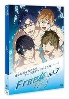 Free! - Eternal Summer - Vol.7 (DVD)(Japan Version)