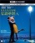La La Land (2016) (4K Ultra HD + Blu-ray)  (Hong Kong Version)