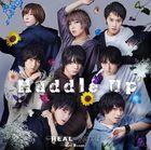 REAL⇔FAKE 2nd Stage Music Album Hudde Up (Normal Edition) (Japan Version)