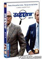 Sleuth (DVD) (Korea Version)
