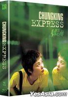 Chungking Express (Blu-ray) (Remastering) (Steelbook Full Slip Limited Edition) (Korea Version)