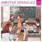 THE IDOLM@STER MILLION LIVE! M@STER SPARKLE2 01 (Japan Version)