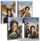 Dolittle (2020) (DVD) (Taiwan Version)