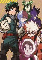 My Hero Academia 5th Vol.1 (DVD) (Japan Version)