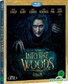 Into the Woods (Blu-ray) (Korea Version)