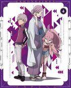 Kemono Jihen  Vol.4 (DVD)  (Japan Version)
