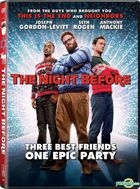 The Night Before (2015) (DVD) (US Version)