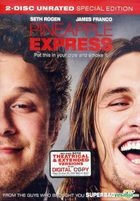 The Pineapple Express (DVD) (2-Disc Set/Unrated) (US Version)